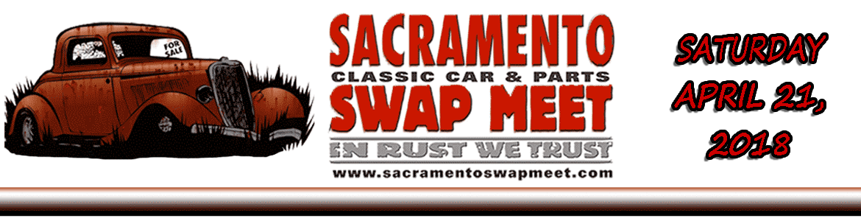 Classic Car Swap Meet Sacramento
